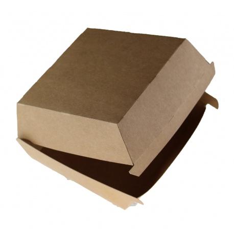 Krabička na hamburger (100 ks)