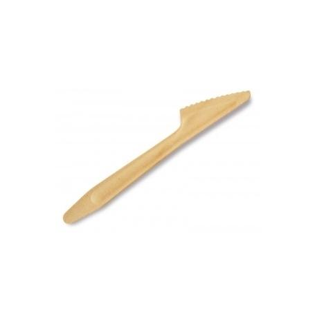 Drevený nôž 16,5 cm 100/1000ks