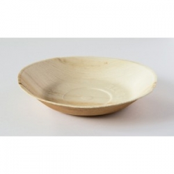 BIO tanier hlboký palmovy 20cm (25ks)