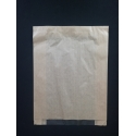 Papierové vrecko s okienkom na chlieb malý (100/1000ks)