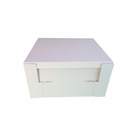 Krabica tortová 35x35x18cm (25ks)