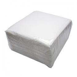 Servitky jednovrstvové 17x17cm biele (2000ks)