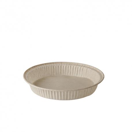 Bio papierové košíčky, forma na pečenie 220 ml, priemer 13,8 cm, hnedé (50ks)