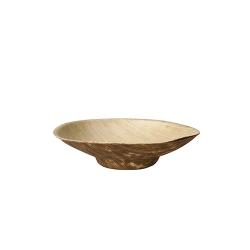 BIO miska malá okrúhla bambus, 50 ml, 8,5x2 cm (50ks)