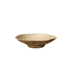 BIO snack nadoba okrúhla bambus, 50 ml, 8,5x2 cm (50ks)