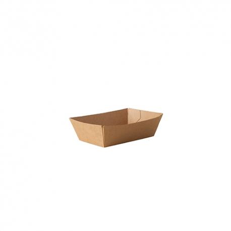 BIO krabička malá S hnedá 5,2x8,7x3,2cm (50ks)