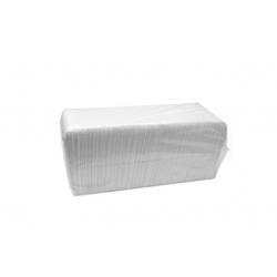 Servítky 33x33cm Gastro biele 800g (1/10 bal)