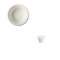 BIO dresingová miska s viečkom 120 pr. 75 trstina (50/1800ks)