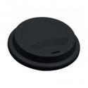 Viečko 90 plast čierne (100/1000ks)