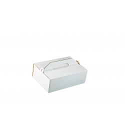 Krabica zakusková 19x15x8,5cm (25ks)