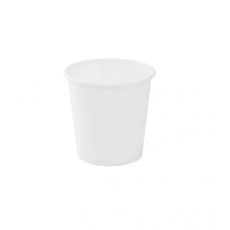 Pohár papier biely 100ml pr.62mm (50/1000ks)