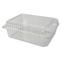 Krabička na zákusky K80 2600ml 268x208x63+32mm (50/200Ks)
