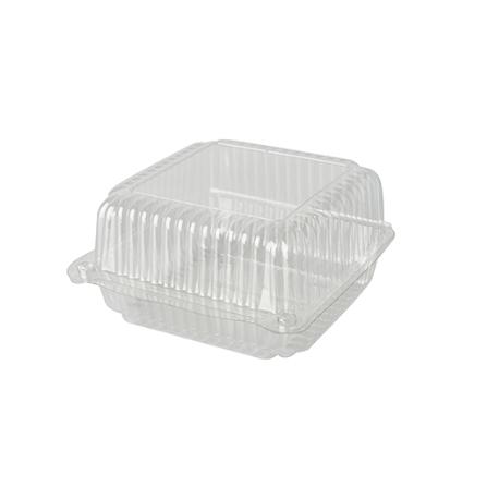 Krabička na zákusky K25 155x150x44+34mm (50/500Ks)
