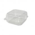 Krabička na zákusky K25 700ml 155x150x44+34mm (50/500Ks)