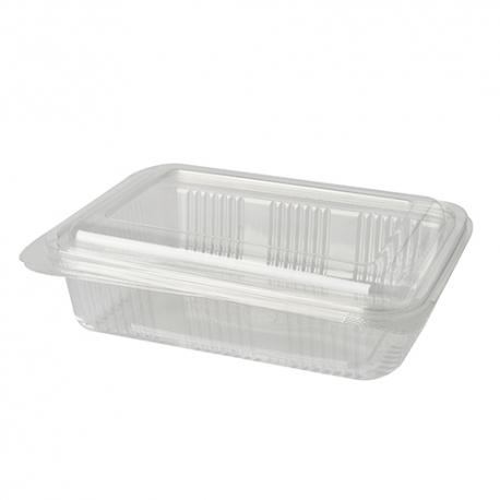 Krabička na zákusky K32 1000 ml 230x160x40+20mm (50/200)