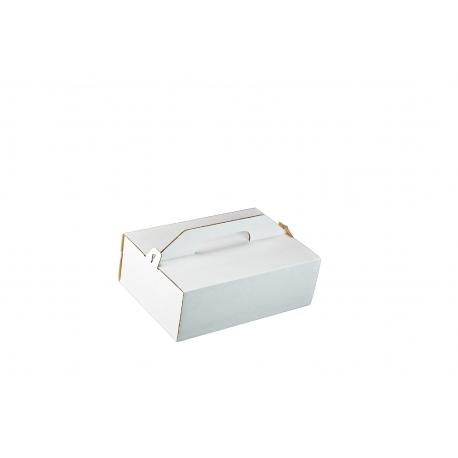 Krabica zakusková 19x15x8,5cm (50ks)