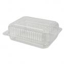 Krabička na zákusky K47 800ml 217x180x40+40mm (50/300Ks)