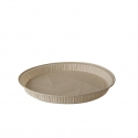 Bio papierové košíčky, forma na pečenie 600 ml, priemer 19,7 cm, hnedé (25ks)