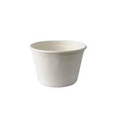 BIO Miska na polievku 350 ml biela (50/500ks)