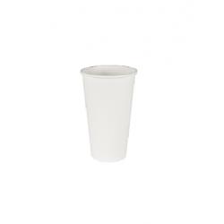 BIO pohár 180 papier biely (100/2000ks)