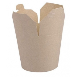 Food box 750 papier kraft  (50/500ks)