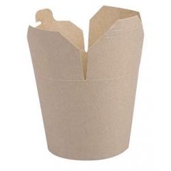 Food box 750 papier kraft  (50/500ks)