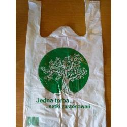 BIO Taška ekologická 10 kg  (200/2000ks)