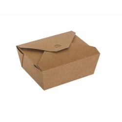 Box na jedlo 1500 Kraft 200x140x65 (140ks)