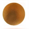 Okrúhly podnos na tortu 30cm zlatý (1/100ks)