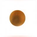 Okrúhly podnos na tortu 20cm zlatý (1/100ks)